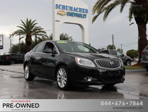 Pre-Owned 2014 Buick Verano 4dr Sdn FWD 4dr Car