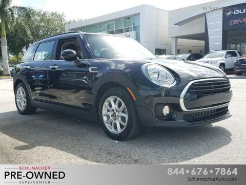 Pre-Owned 2017 MINI Clubman Cooper ALL4 AWD