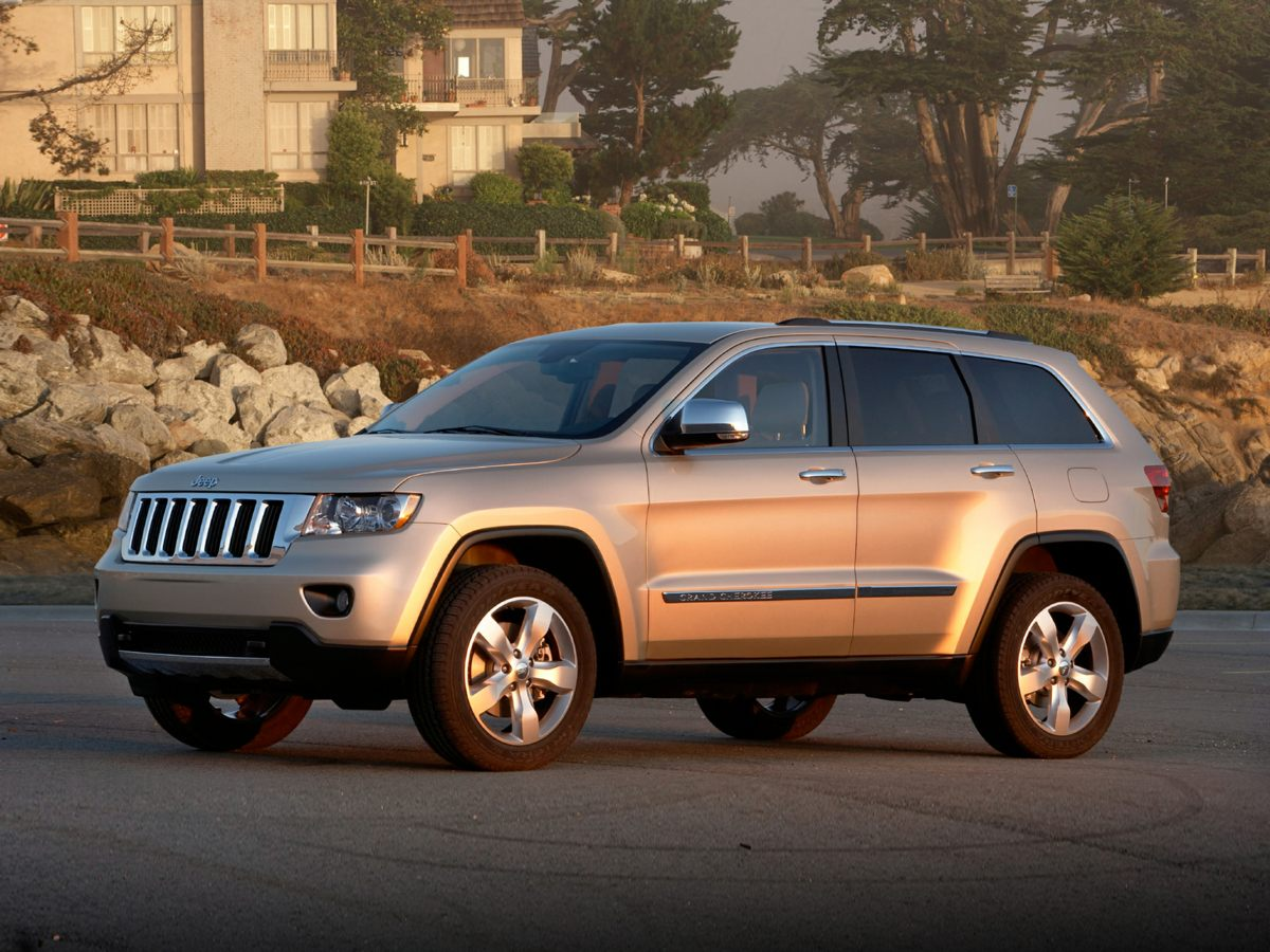 Pre Owned 2012 Jeep Grand Cherokee Limited