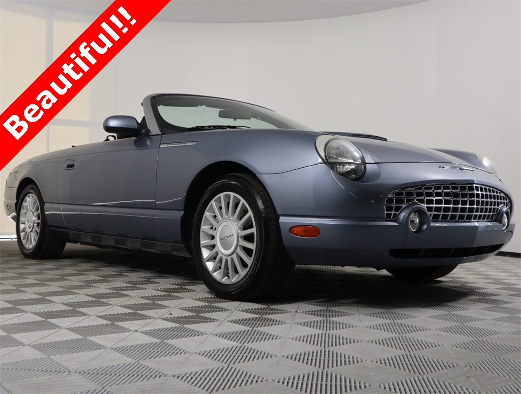 Pre owned 2005 ford thunderbird base