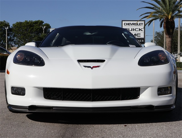 Pre-Owned 2011 Chevrolet Corvette ZR1