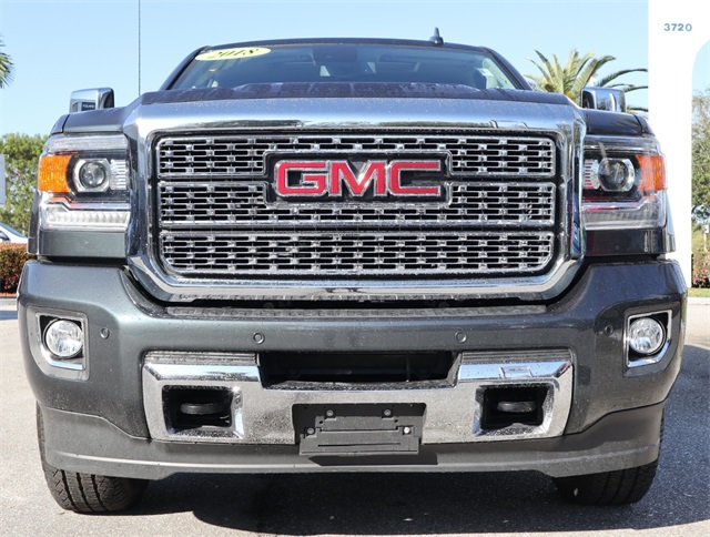 Certified Pre-Owned 2018 GMC Sierra 2500HD Denali
