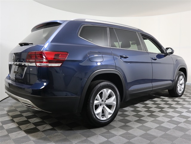 Certified Pre-Owned 2018 Volkswagen Atlas S