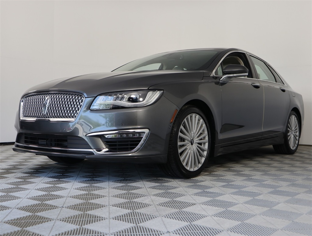 Certified Pre-Owned 2017 Lincoln MKZ Reserve