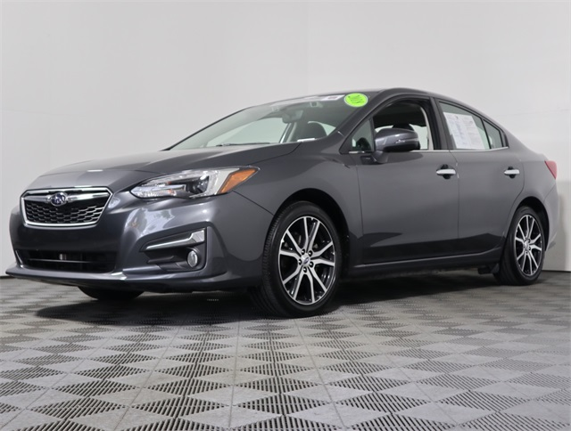 Certified Pre-Owned 2018 Subaru Impreza 2.0i Limited