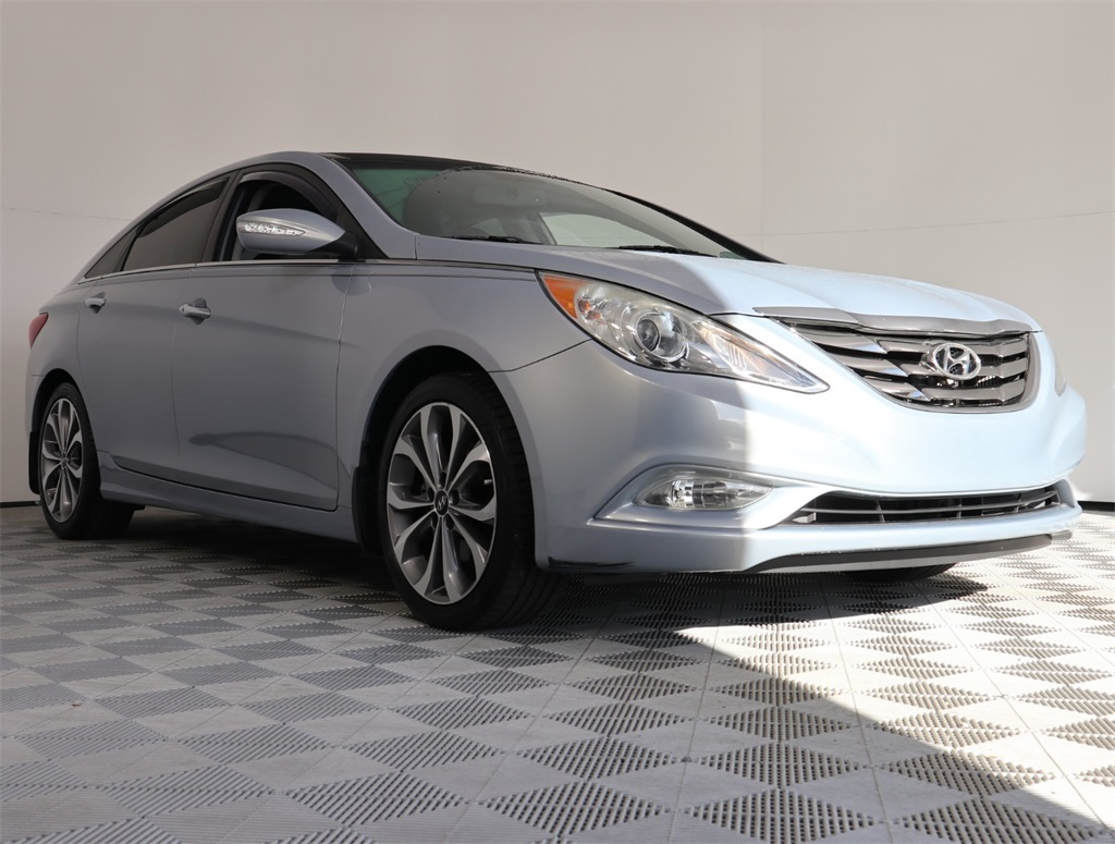 Pre-Owned 2013 Hyundai Sonata Limited 2.0T