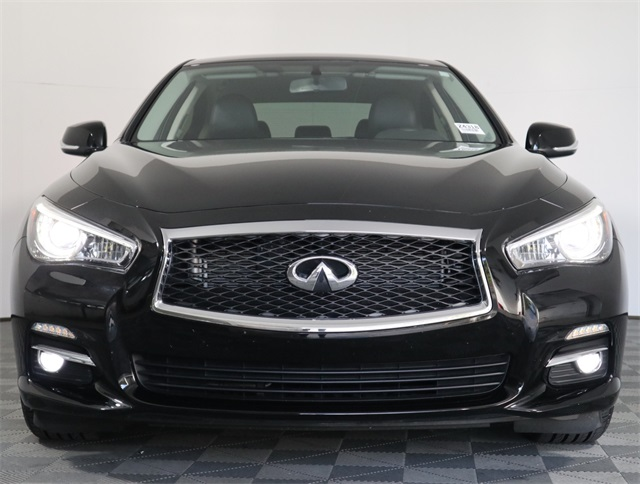 Certified Pre-Owned 2015 INFINITI Q50 3.7