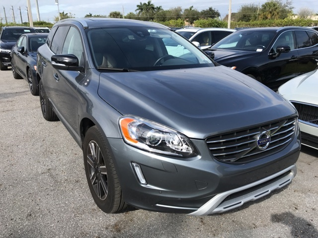 Used 2017 Volvo Xc60 T5 Dynamic For Sale West Palm Beach Fl