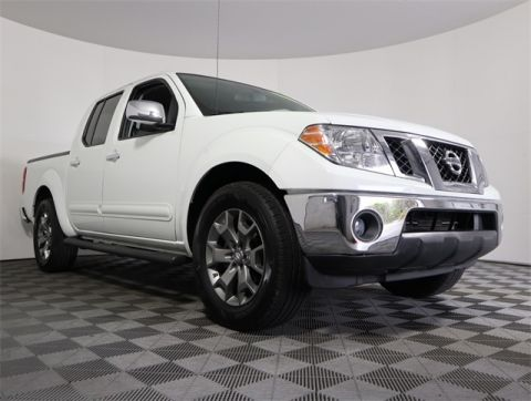 Pre-Owned 2016 Nissan Frontier SL RWD 4D Crew Cab