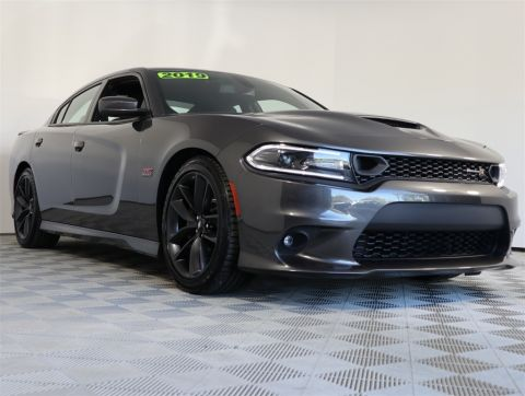 Certified Pre-Owned 2019 Dodge Charger R/T Scat Pack RWD 4D Sedan