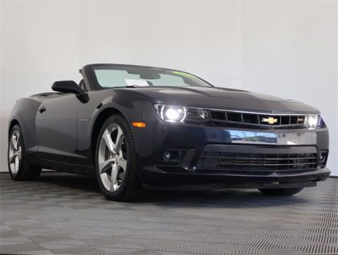 Pre-Owned 2014 Chevrolet Camaro SS RWD 2D Convertible