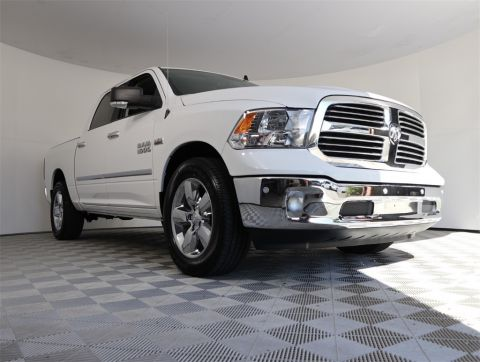 Certified Pre-Owned 2017 Ram 1500 Big Horn RWD 4D Crew Cab
