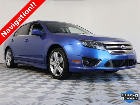 Pre-Owned 2011 Ford Fusion Sport AWD