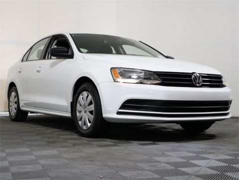 Certified Pre-Owned 2016 Volkswagen Jetta 1.4T S FWD 4D Sedan