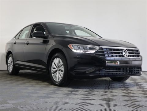 Certified Pre-Owned 2019 Volkswagen Jetta 1.4T S FWD 4D Sedan
