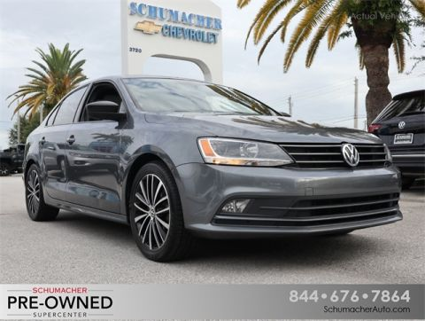 Certified Pre-Owned 2015 Volkswagen Jetta FWD 4D Sedan