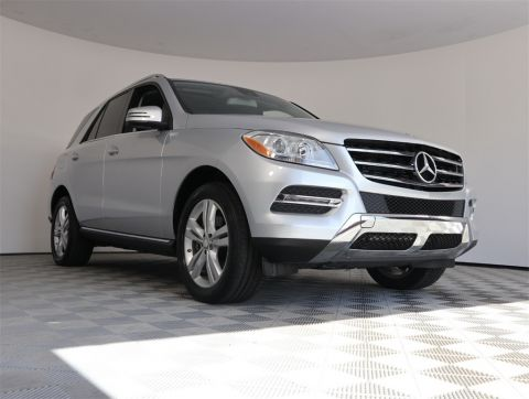 Pre-Owned 2015 Mercedes-Benz M-Class ML 350 RWD 4D Sport Utility