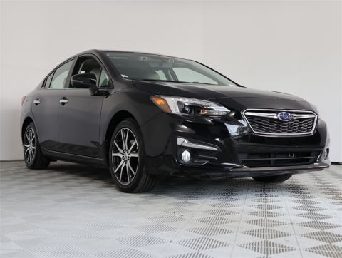 Certified Pre-Owned 2018 Subaru Impreza 2.0i Limited AWD