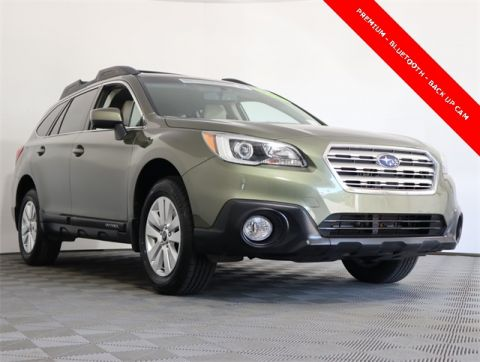 Certified Pre-Owned 2016 Subaru Outback 2.5i AWD