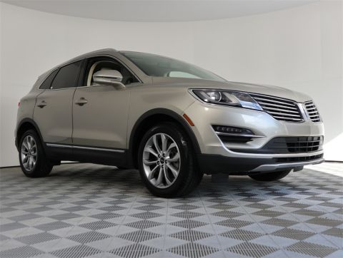 Certified Pre-Owned 2015 Lincoln MKC Select AWD