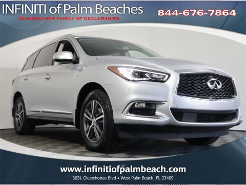 Certified Pre-Owned 2018 INFINITI QX60 Premium Plus w/Navigation FWD 4D Sport Utility