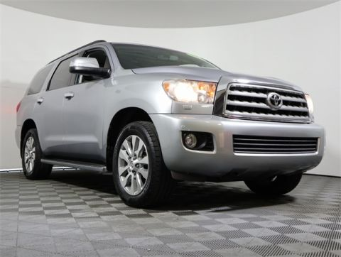 Pre-Owned 2013 Toyota Sequoia Limited RWD 4D Sport Utility