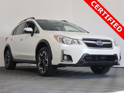 Certified Pre-Owned 2016 Subaru Crosstrek 2.0i Limited AWD