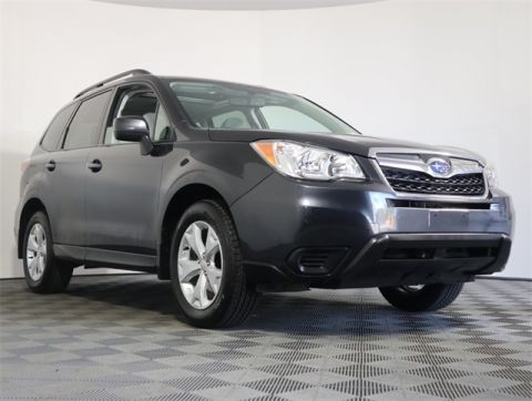 Certified Pre-Owned 2015 Subaru Forester 2.5i Premium AWD