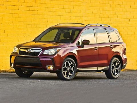 Certified Pre-Owned 2014 Subaru Forester 2.5i Premium AWD