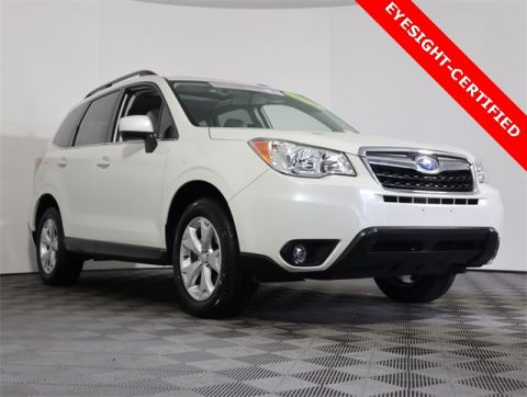 Certified Pre-Owned 2016 Subaru Forester 2.5i Limited AWD