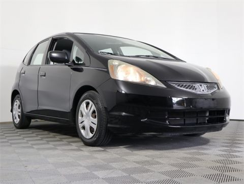 Pre-Owned 2010 Honda Fit Base FWD 4D Hatchback