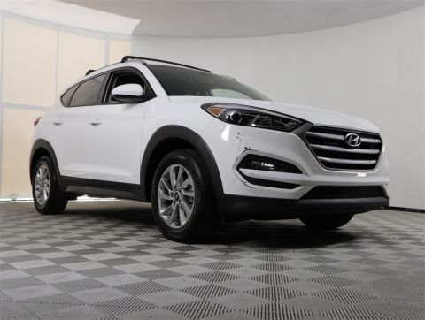Pre-Owned 2016 Hyundai Tucson SE FWD 4D Sport Utility