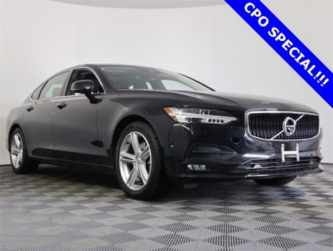 Certified Pre-Owned 2018 Volvo S90 T5 Momentum FWD 4D Sedan