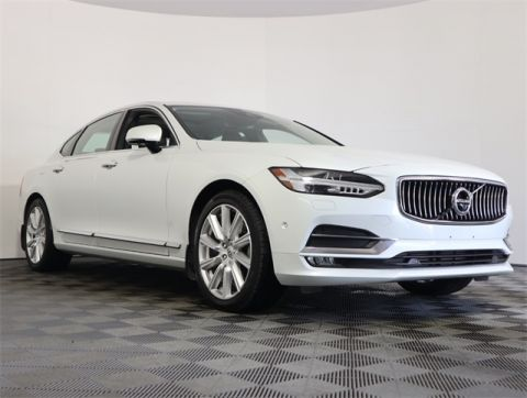 Certified Pre-Owned 2018 Volvo S90 T6 Inscription AWD