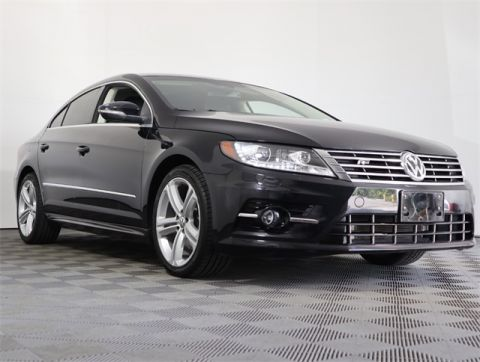 Certified Pre-Owned 2014 Volkswagen CC 2.0T R-Line FWD 4D Sedan