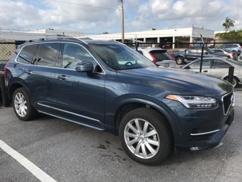 Certified Pre-Owned 2018 Volvo XC90 T6 Momentum AWD